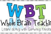 Whole Brain Teaching / by Liz Carlson