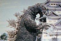 Big Monsters / by Scott Baker, Horror Writer