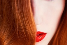 I want red hair... / by Lydia