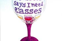 Wine Glass / by cathy buchber