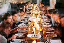 Life is a Diner Party / events - weddings - diner inspiration  / by Alpro