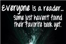 Bookish Quotes / Quotes and quips about books, libraries, and reading. / by The Bookwyrm's Hoard