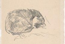 *desenhos* / by Catarina Gushiken