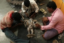 Artisans At Work / by Lotus Sculpture