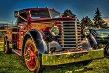 Cars and trucks / by Tony Swanson