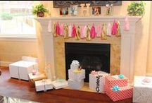 Bridal/Baby Shower / by Allison Kozelek