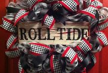 Roll Tide / by Erica Reuter Talley