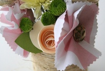 Centerpieces / by Lisa {grey luster girl}