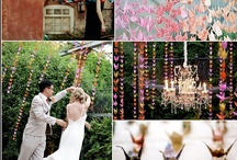 WEDDINGS THAT INSPIRE ME / I REALLY LOVE TO ORGANIZE AND DECOR  MAGIC WEDDINGS. THIS PICS, INSPIRE ME! / by Erika Cristina