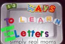 Teaching ABCs / by Cathy Parsons