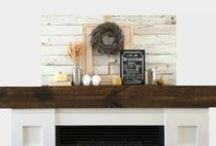 Fall and Halloween / All things fall and Halloween.  From decor to treats to DIY holiday crafts.   / by Lisa {grey luster girl}