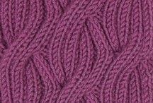 December 2011 Knitting Stitches / These are the knitting stitch patterns our subscribers received with their December issue. / by Pick-A-Stitch on Pinterest