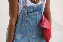 Jumpsuits, Overalls, Dungarees... / by Carla Tofano