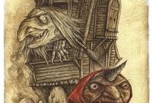 fairytale/mythology / by Marianne Kuster