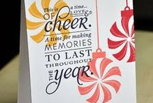 Simply Stamped cards / by Sara Parker