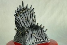"""Game of Thrones Party Ideas / The hit HBO show has spawned millions of adoring fans -- people who live for Sunday nights. Game of Thrones features beautiful landscapes, amazing costumes and so much adventure . . . making it the perfect theme for your next party! Go medieval. Celebrate Sunday nights while you can because """"Winter is Coming!""""  / by PartyCheap.com"""