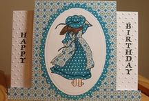 Girls cards / by CardsbyBrawny