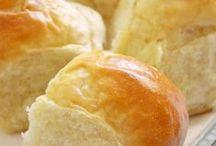 breads muffins rolls etc / by missy b