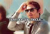 Norman Reedus / The beauty of and because Reedus!  All things reedus. / by Amanda