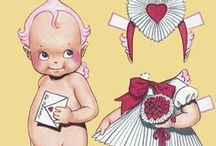 Paper Dolls  / by sandra rounds