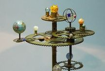 Doll House - miniature magical worlds / by sandra rounds