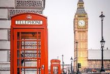 United Kingdom / I plan to go to the British Isles some day. / by Chloe Shoemaker