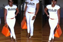 My kind of style / Fashion Clothes, Purses, & Shoes / by Stoney Evans