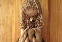 Dolls and toys / by Artea