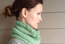 My Knits / Pretty knitted items for every season / by Sierra Richardson