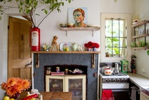 idyllic interiors / i am not a minimalist and that is okay with me.  xoxo / by Sarah Gray