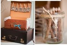 Wedding Decor / Wedding Decor - ceremony and reception / by Beth - The First Year