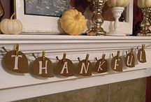 Thanks Thanksgiving! / by Chelsea Chapman