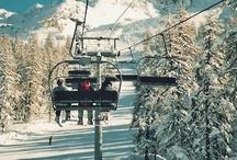 On The Mountain / by WinterWomen.com