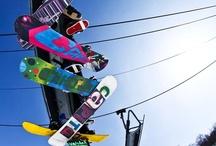 Snowboarding / by WinterWomen.com