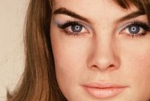 Jean Shrimpton, a famous model of the sixties / by Melanie Collins