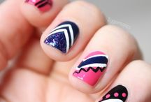 Nail Obsession / by Julia Toscano
