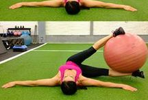Exercise / Fitness / Health / by Kim Ciotti