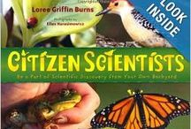 Citizen Science Projects for the Classroom & Beyond / Citizen science is the practice of public participation and collaboration in scientific research to increase scientific knowledge. Through citizen science, people share and contribute to data monitoring and collection programs. Citizen-science projects may include wildlife-monitoring programs, online databases, visualization and sharing technologies, or other community efforts. You can participate at the local, regional and national levels.   / by Calvin College Ecosystem Preserve