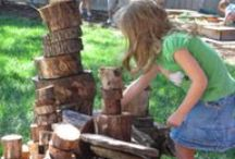 Nature Playscape Ideas / by Calvin College Ecosystem Preserve