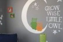 Owl Nursery / by Linda Powell
