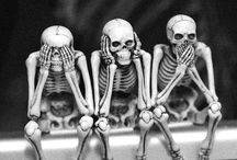All Skulls / by Joey Oddo