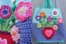 Crochet - Sacos e malas / by Isabel Rodrigues