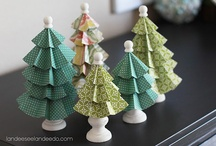 Natal - Árvores / by Isabel Rodrigues