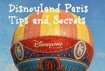 Disneyland Paris / by ◦°˚˚❤Cecille Gibson❤˚˚°◦