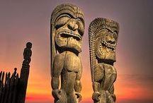 The Hawaiian Islands / Pins showcasing the beauty of all the Hawaiian islands / by The Mauian