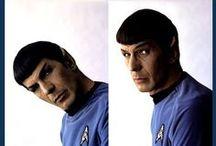 Stars,both Wars and Trek..... / by Kris Cotner