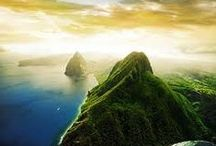 The Pitons & St Lucia / by Ron Wedlund