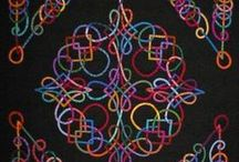 celtic quilts / by Renee Mckelvey
