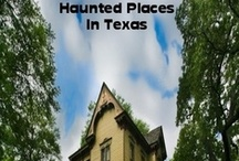 Haunted Places In Texas / by Haunted Places