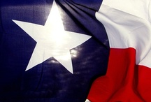 You can take the girl out of Texas, but you can't take Texas out of the girl! / by Stephanie Hartz